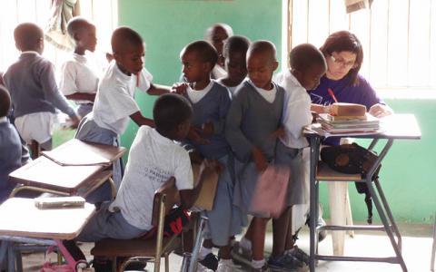 Voluntariat a Mwanza. Tanzània