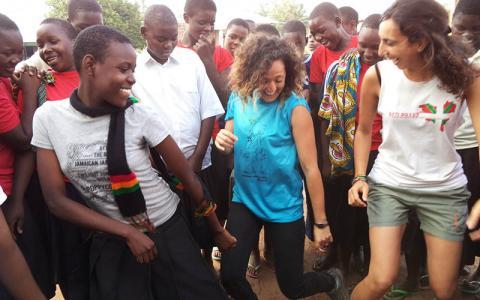 Voluntariat a Masonga. Tanzània