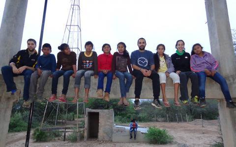 Voluntariat a Fischat. El Paraguai